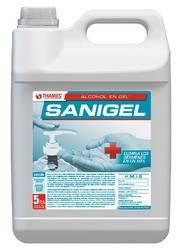 ALCOHOL GEL SANIGEL X 5LTS.( THM )