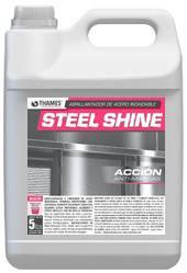 ABRILLANTADOR ACERO STEEL SHINE X5 LTS.(THM)