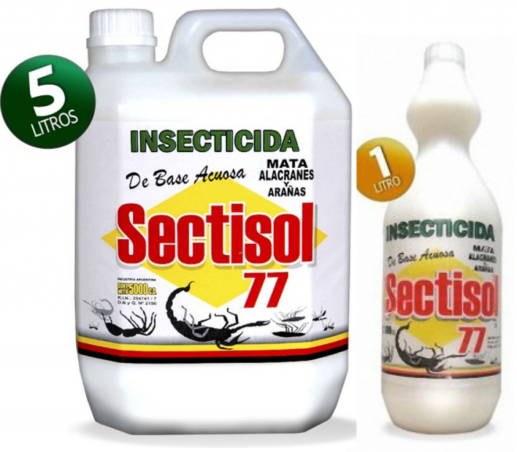 INSECTICIDA SECTISOL